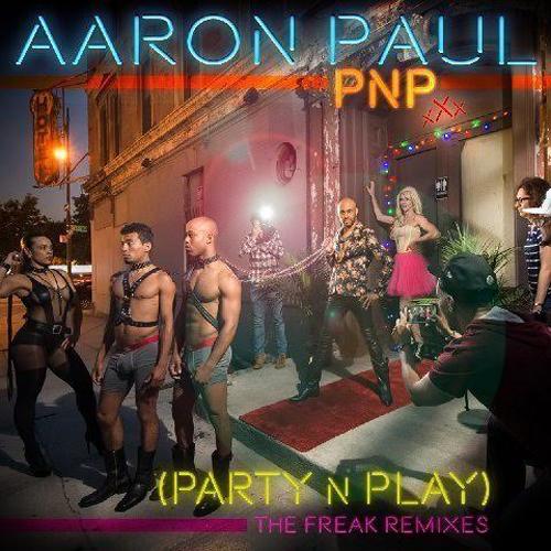 aaron paul PnP Party N Play