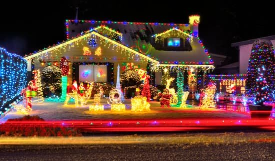 Christmas Light Decorations For Outside