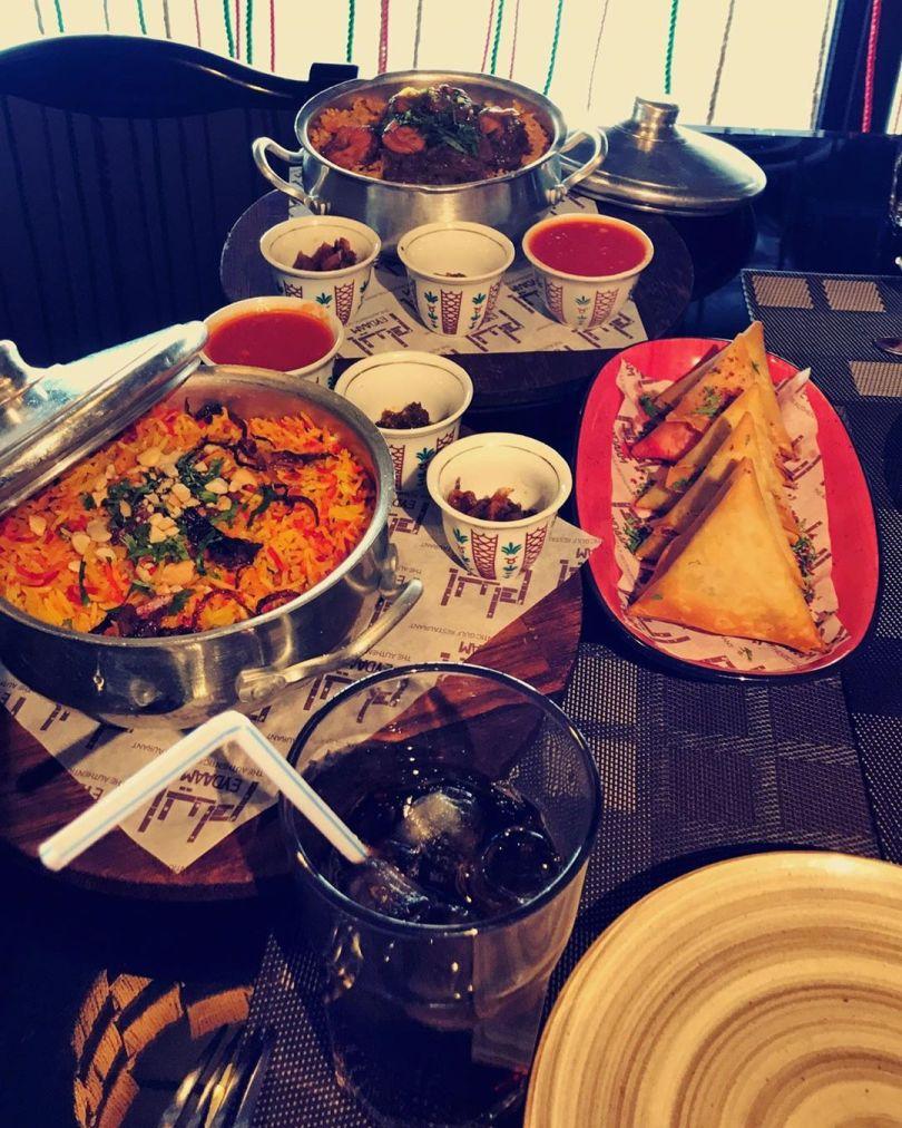 مطعم ايدام بلس