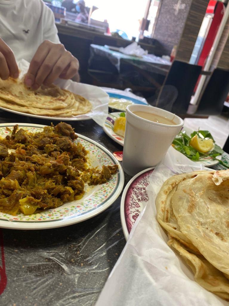 مطعم وردة غرناطة الكويت