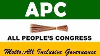 LOGO OF APC