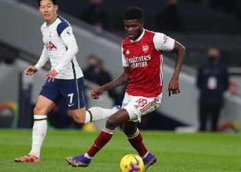Arsenal star Thomas Partey reveals how he uses 'indomie' to woo Ghanaian girls