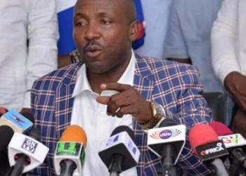 NDC might lose Deputy Speakership position if they don't cooperate – John Boadu