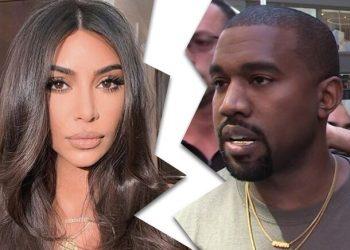 Kim Kardashian Files For Divorce From Kanye West.