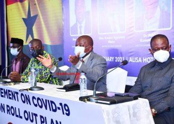 Disregard False Information About COVID-19 Vaccination — Govt