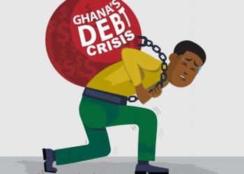Ghana currently owes GHS291.6 billion of stock debt
