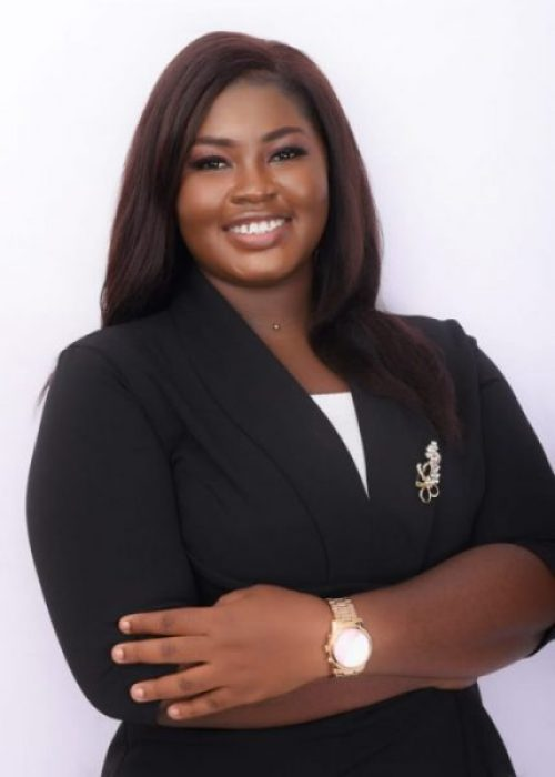 ALL HUMANS DESERVE EQUAL OPPORTUNITIES - FAUSTINA AIKINS, FIRST FEMALE PRESIDENT OF NAHSAG