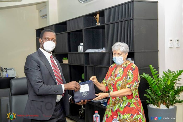 We Are Ready Support MoE, GES To Improve Ghana's Education - US Ambassador