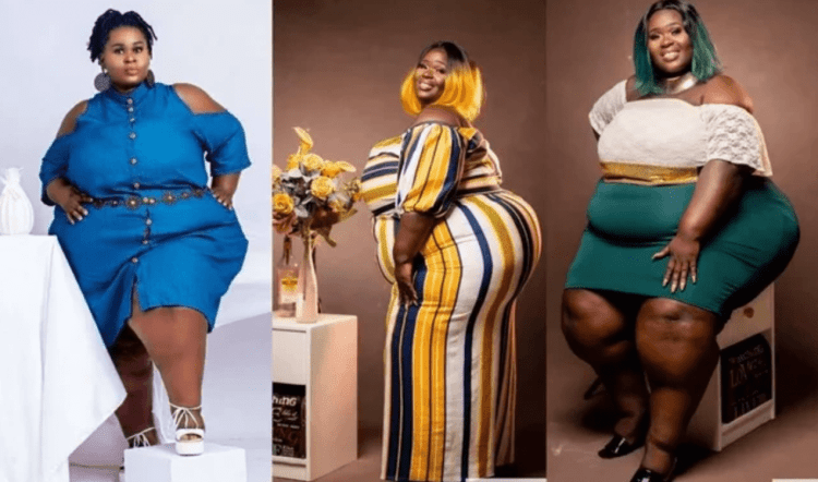 VIDEO: I Carry My Own Chair To Parties Because of My Size - Di Asa winner fumes