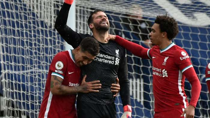 Alisson Wonderland! Liverpool goalkeeper's magic moment keeps Champions League dream alive