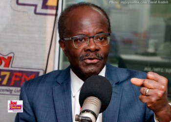 PPP takes on BoG Governor over remarks on suit against Dr. Nduom.