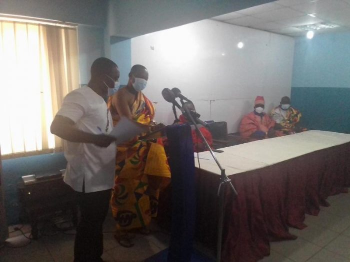 Akwaanor Royal Family Cautioned The Public From Buying Land From Unauthorised Persons