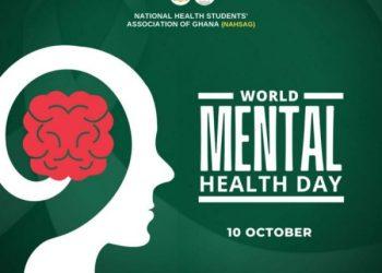 NAHSAG CELEBRATES WORLD HEALTH MENTAL DAY