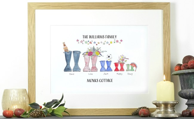 Best Personalized Gifts For Families Bestgifts