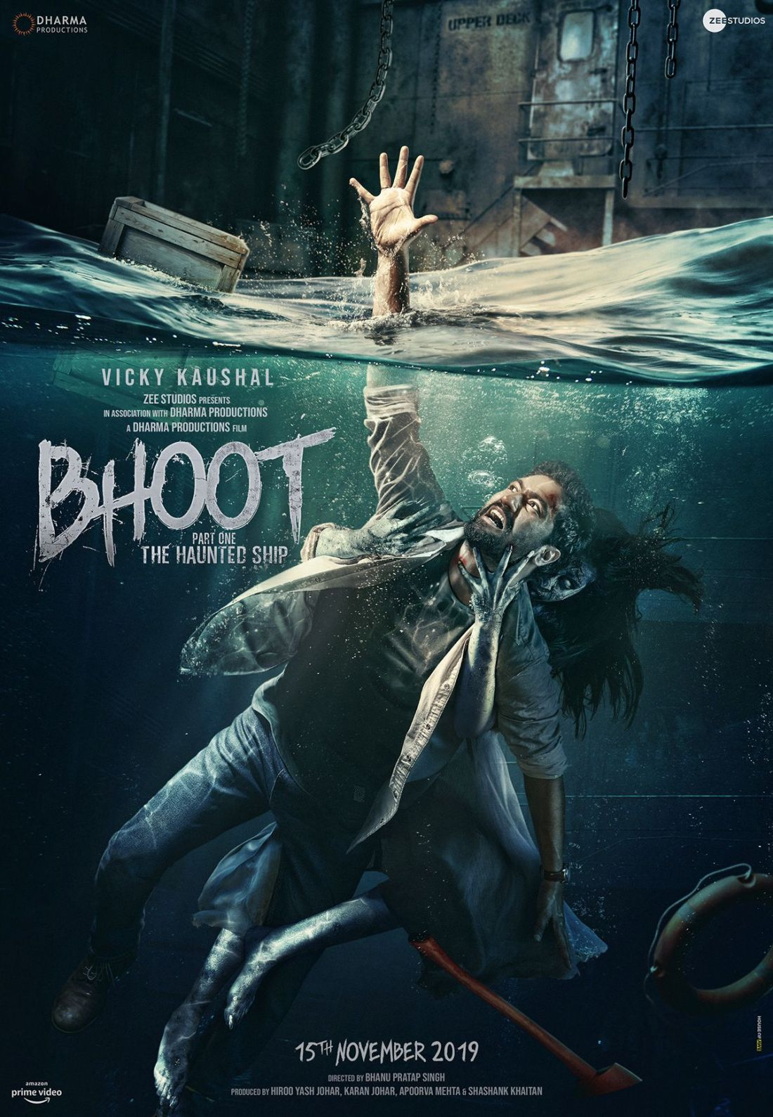 Top 10 Best Horror Movies India March 2020