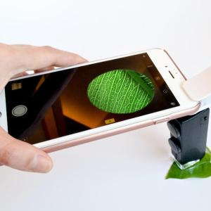 Smartphone Microscope – Cell Phone Microscope – Turn Smartphone Into a Microscope - Best Gifts Gallery