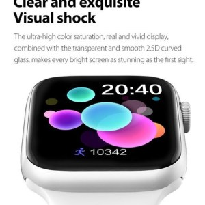 Bluetooth Smartwatch For Android and IOS – Health Smartwatch – Full Featured Fitness Smartwatch