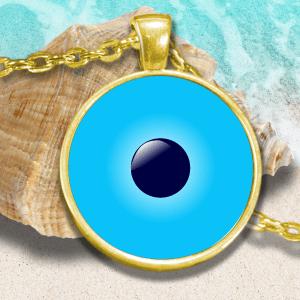 Reef Break Necklace – Surfer Necklace – Beach Necklace - Reef Island Necklace