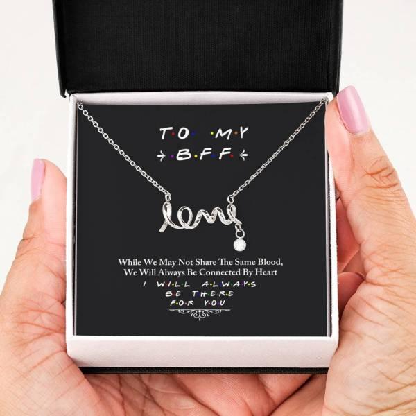 Best Friends Necklace - Best Friend Necklace - BFF Necklace - Best Friend Pendant - Best Gifts Gallery