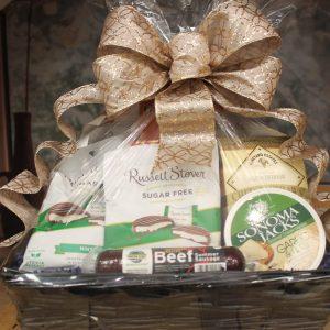Simply sugar free gift basket product image