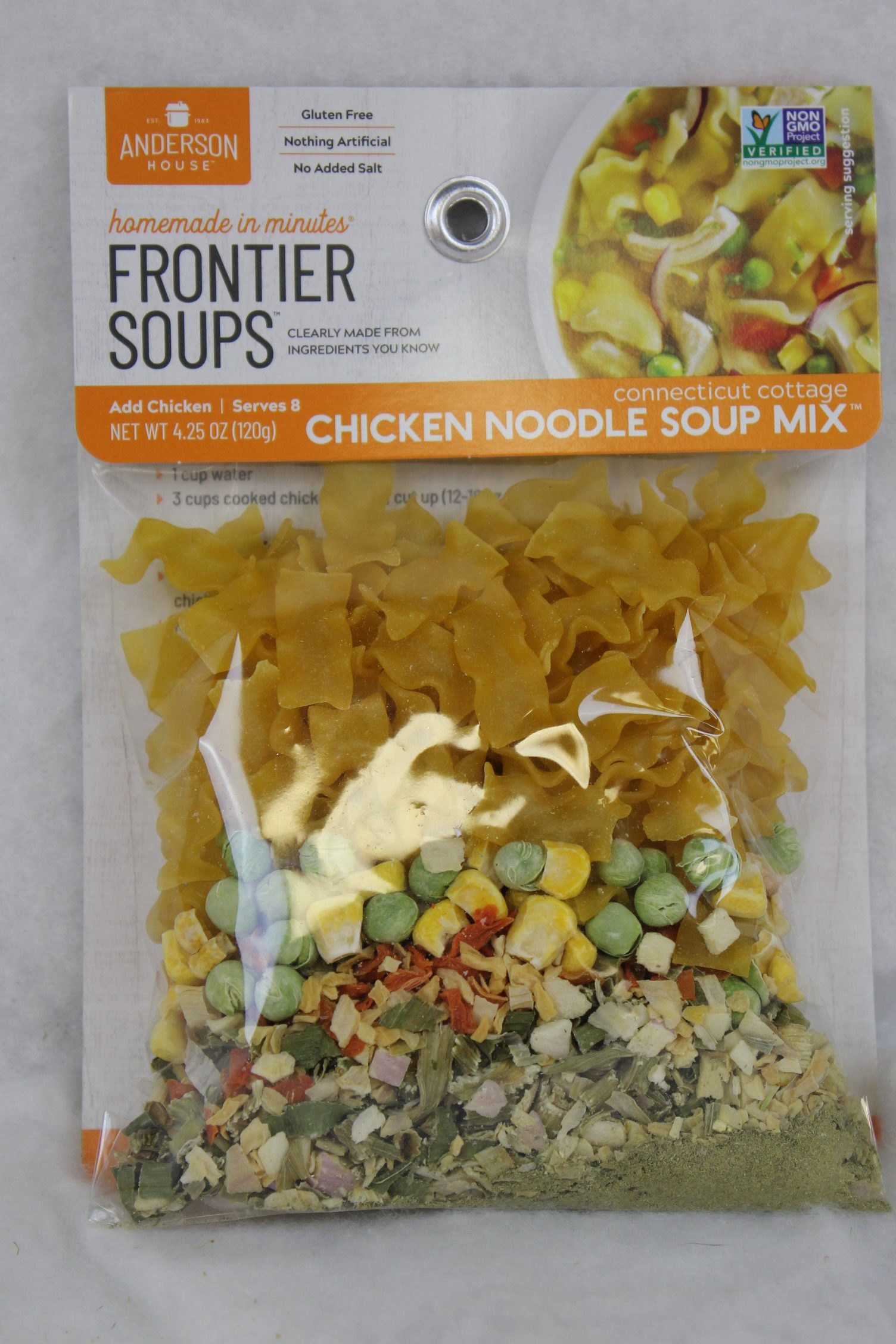 chicken noodle soup mix product image