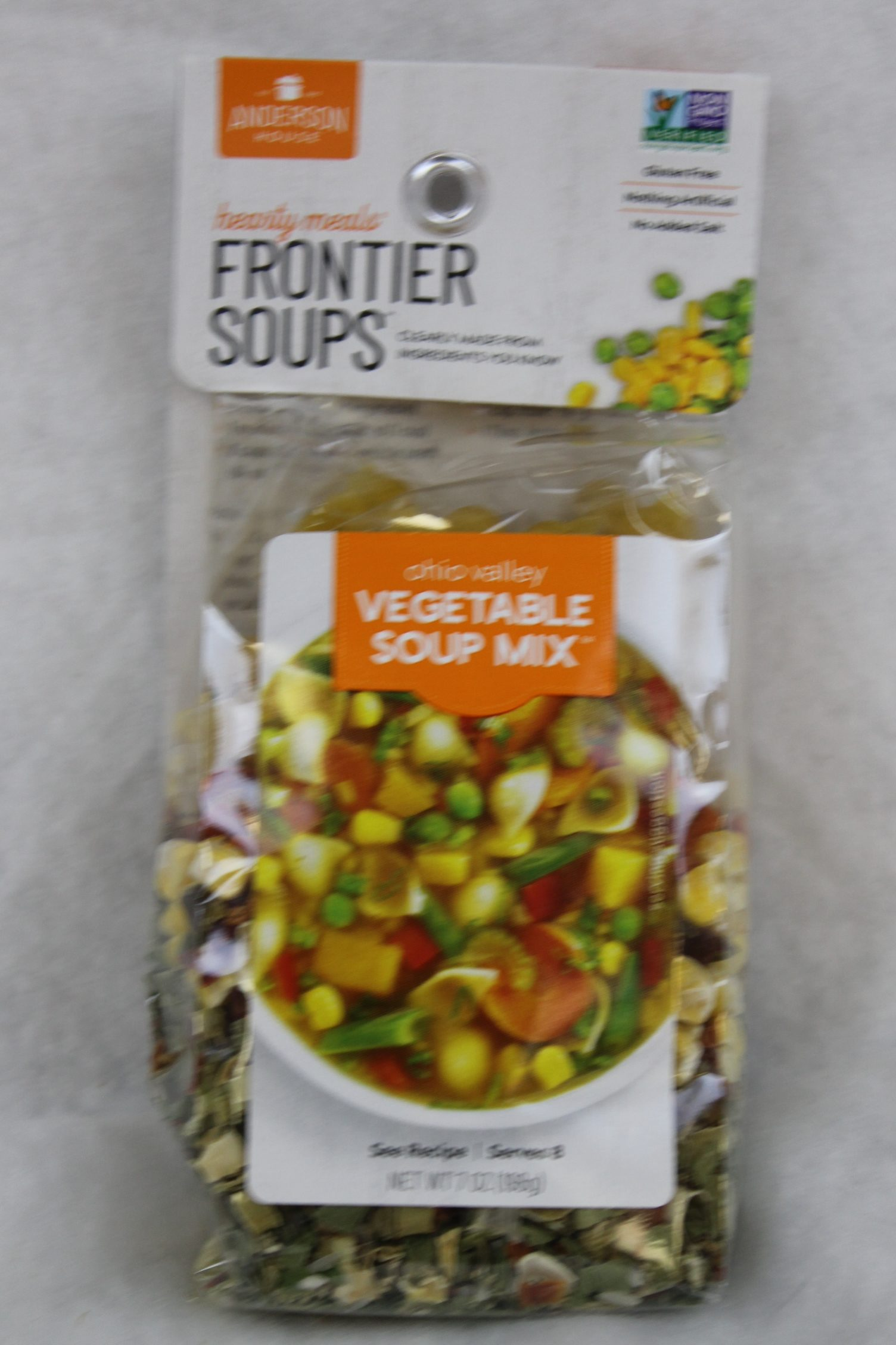 vegetable soup mix product image