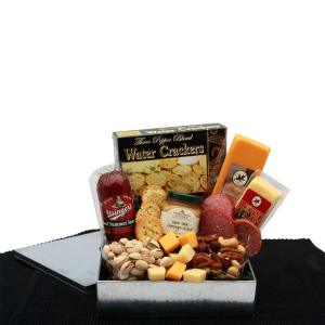 Gourmet Sausage & Cheese Snack Sampler product image
