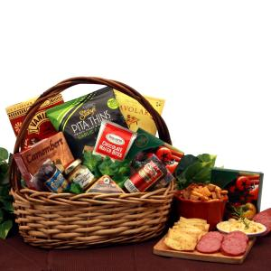 Snack Cravings Gift Basket product image