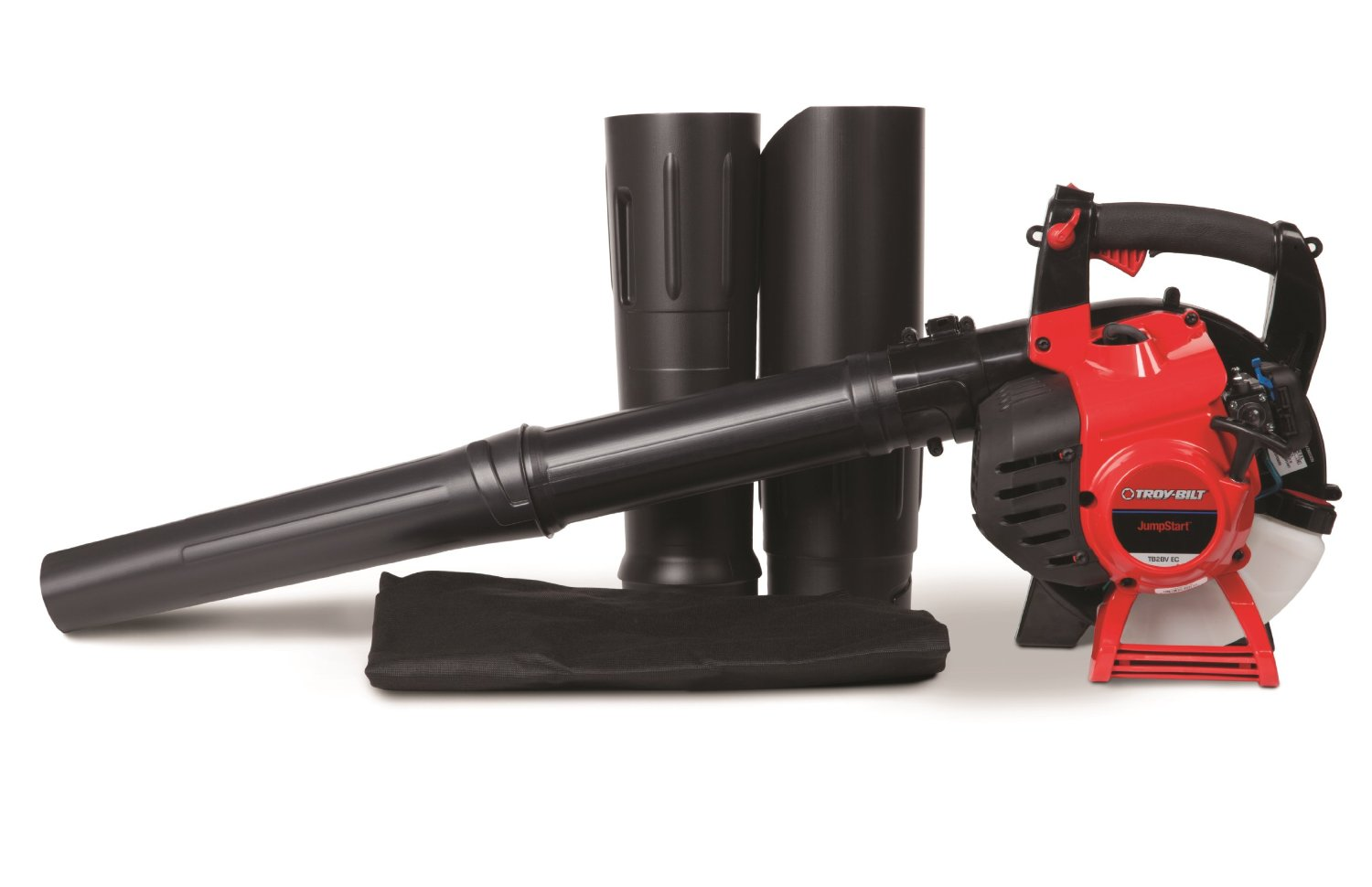 Troy-Bilt TB2BV EC Gas Leaf Blower - Best Gutter Cleaning Tool