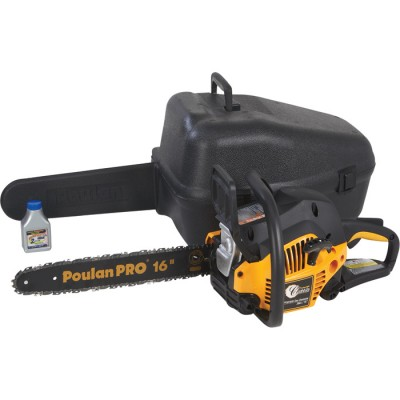 Poulan Pro Pp3816a 16 Inch Chainsaw Best Gutter Cleaning