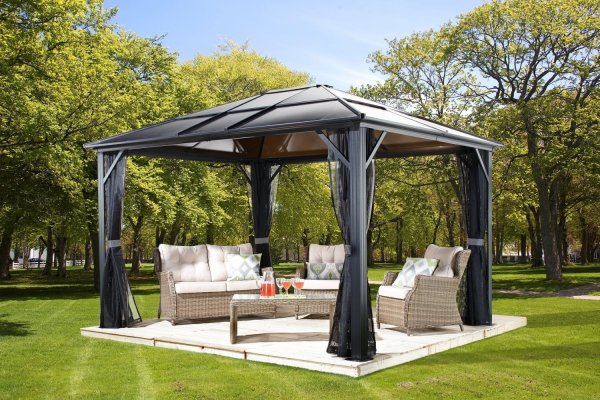 Hardtop Gazebos 2018 Choices Sorted Size