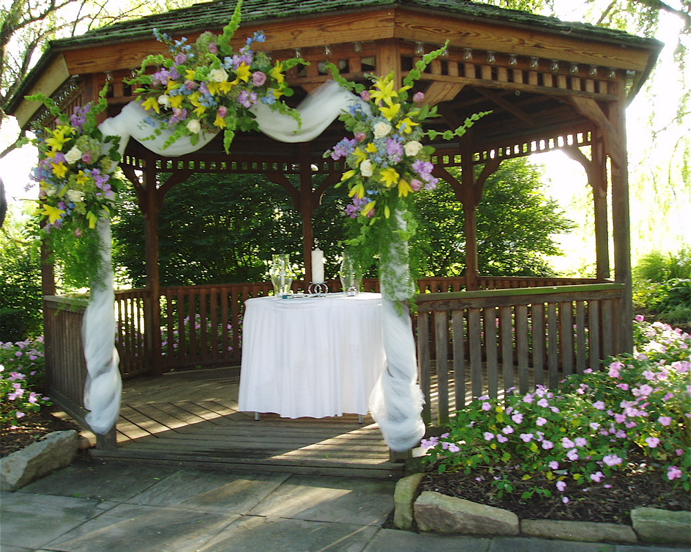 How to Decorate Your Hardtop Gazebo  Best Hardtop Gazebos