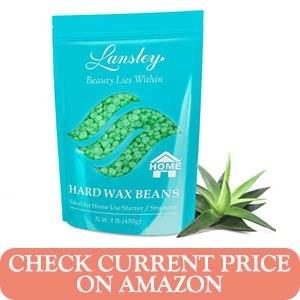Lansley Hard Wax Beans
