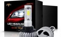 5 Best LED Headlight Bulbs 2017