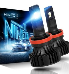 nineo led headlight bulbs [ 1024 x 1024 Pixel ]