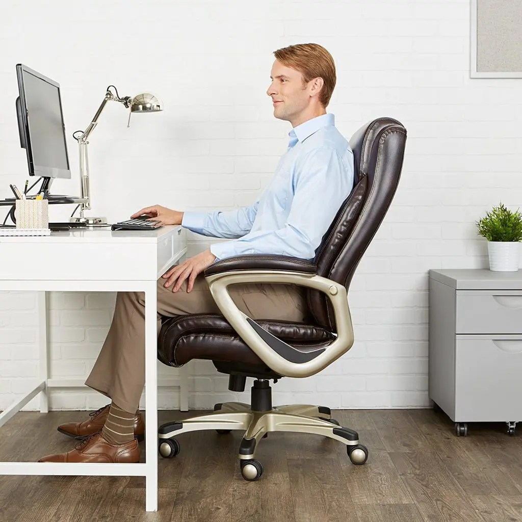 Office Sitting Chairs 2018 Best Heavy Duty Office Chairs For Heavy People