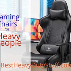 Heavy Duty Gaming Chair Fleece Recliner Covers Best For Big Guys Reviews 2019 Chairs