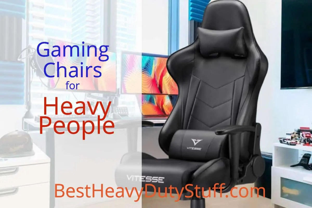 Gaming Chair For Big Guys Home Archives Best Heavy Duty Stuff