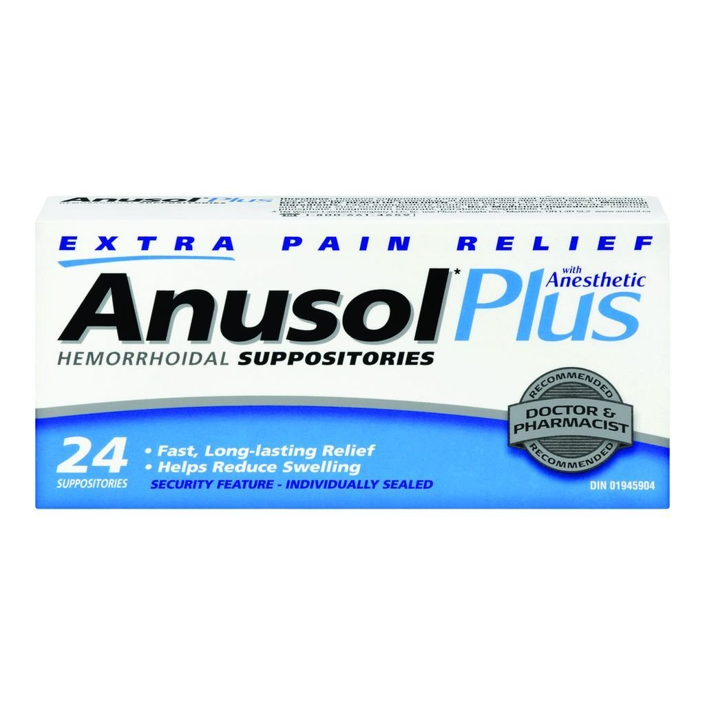 Anusol HC Suppository Reviews - Facts You Should Know ...