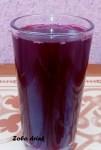 Zobo drink (Hibiscus tea