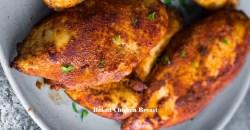baked chicken breas