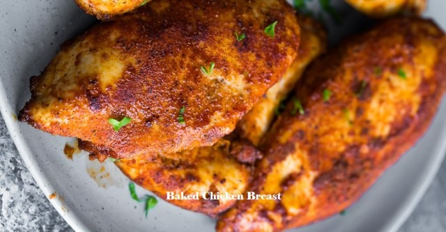 baked chicken breas