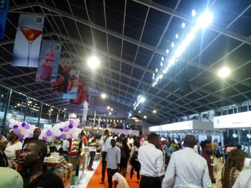 GTBank 2019 food and drink