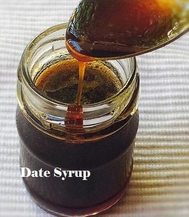 Date syrup alternative