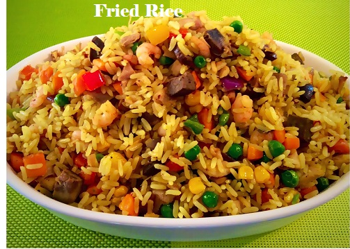 Best Chicken Fried Rice Recipe