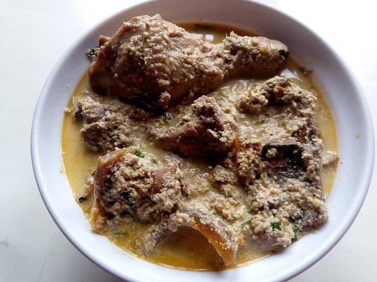 Egusi food