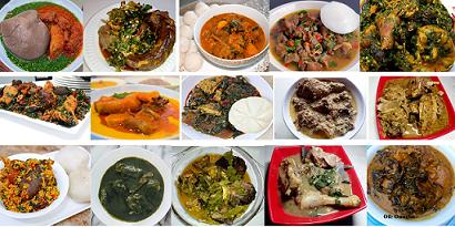 Nigerian Soups