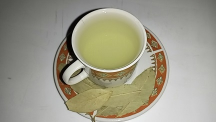 Bay Leaf Tea for Weight Loss