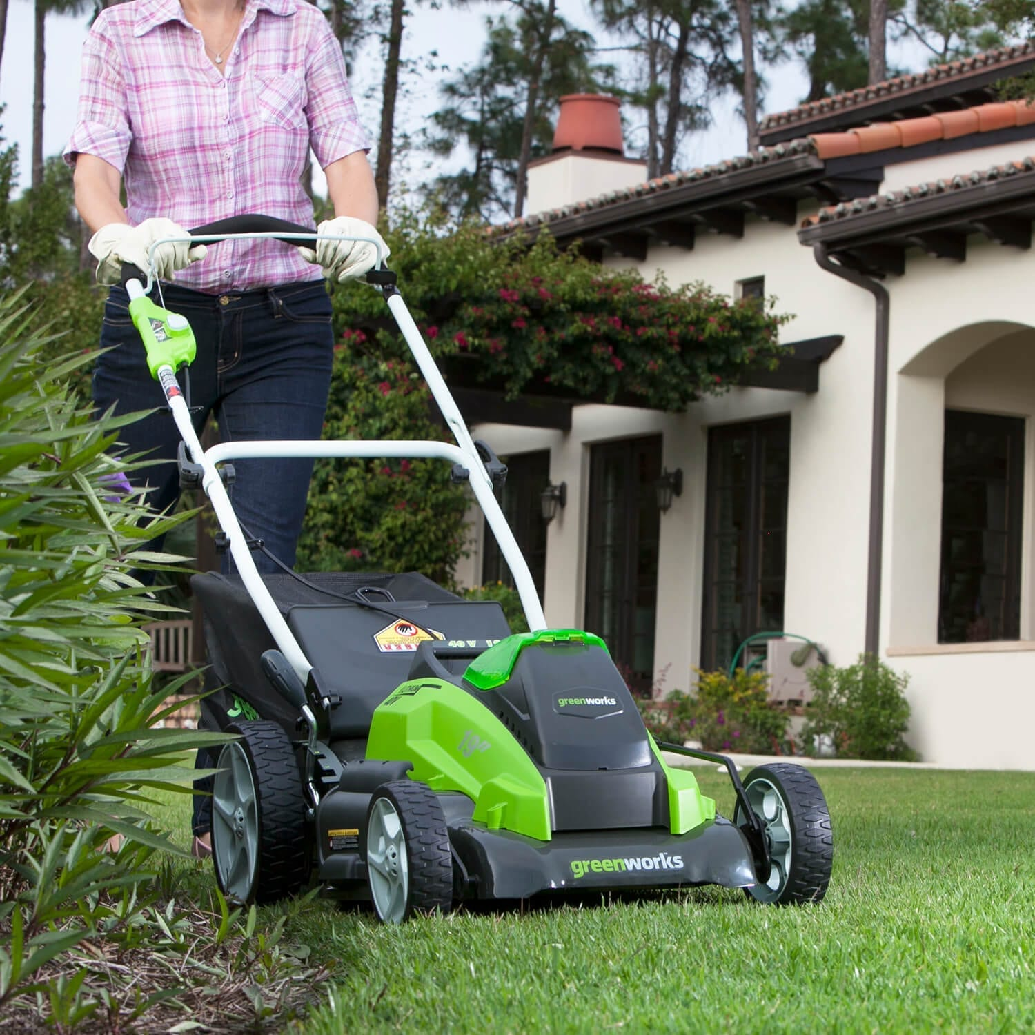 Best Push Mower Electric | Best Home Gear