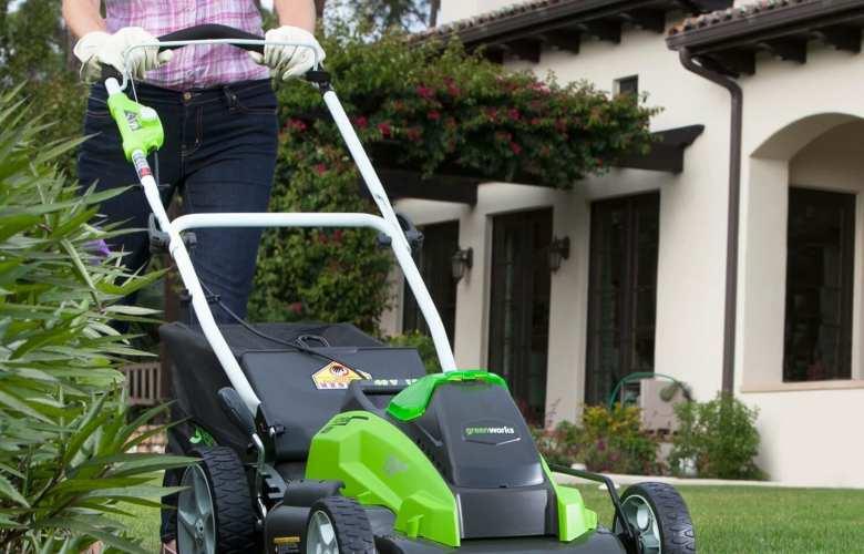 Best Push Mower Electric | Best Home Gear
